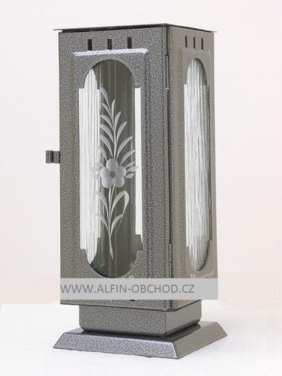 Obrázok z Lampáš na pomník gotika starostriebro