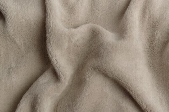Obrázok z Prostěradlo mikroflanel kikko šedé 180x200x20 cm