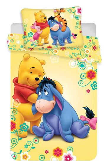 Obrázok z Disney povlečení do postýlky WTP baby 100x135, 40x60 cm