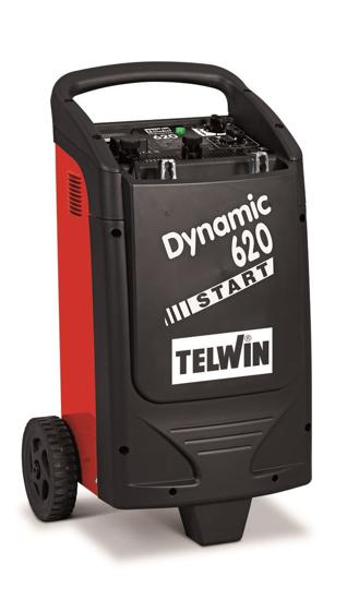 Obrázok z Štartovací vozík Dynamic 620 Start Telwin