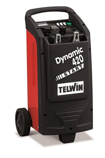 Obrázok z Štartovací vozík Dynamic 420 Start Telwin