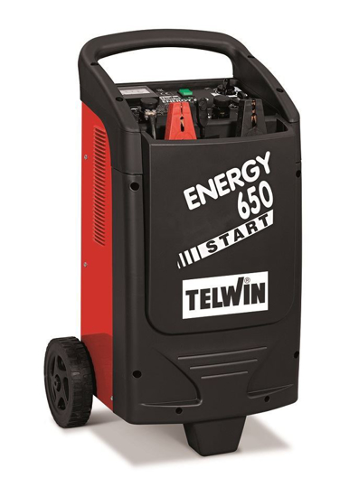Obrázok z Štartovací vozík Energy 650 Start Telwin