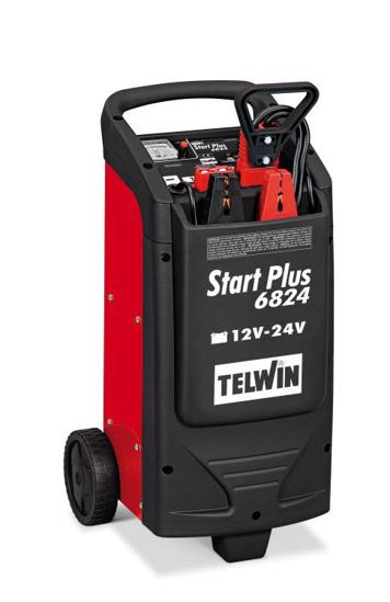 Obrázok z Štartovací zdroj batériový Start Plus 6824 Telwin