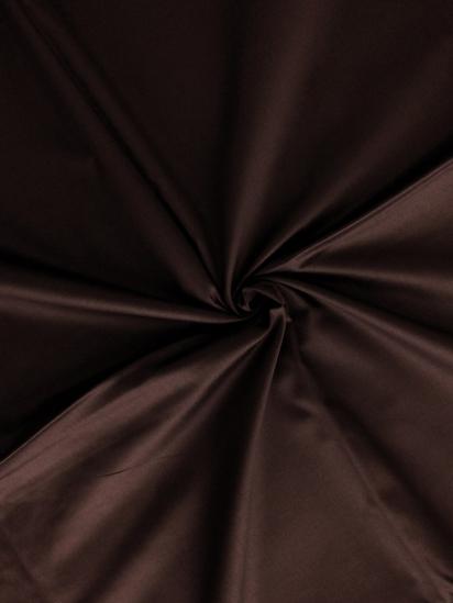 Obrázok z Povlečení satén hnědá 200x200, 2x 70x90cm II.jakost