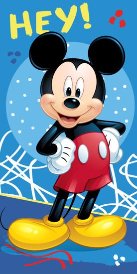 Obrázok z Osuška Mickey 043  - 70x140 cm