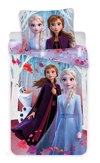 Obrázok z Povlečení Frozen 2 leaves 140x200, 70x90 cm