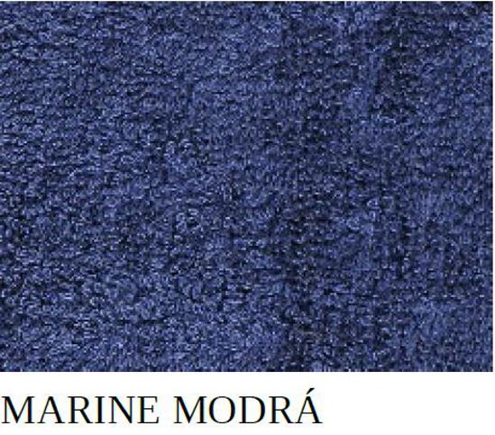 Obrázok z Ručník Viola marine modrá 50x100 cm