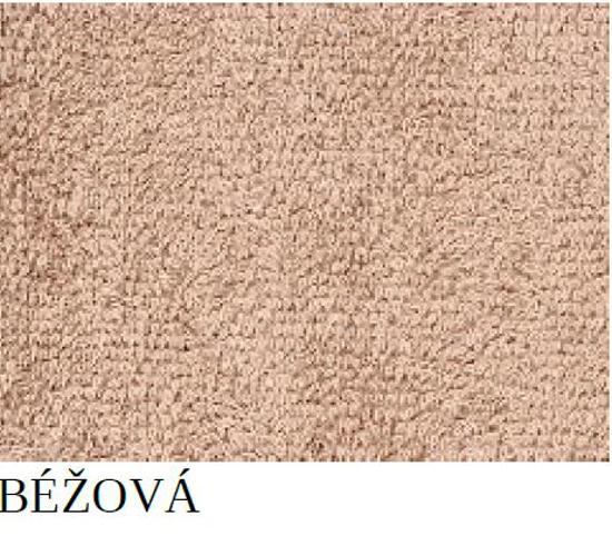 Obrázok z Osuška Viola béžová 70x140 cm