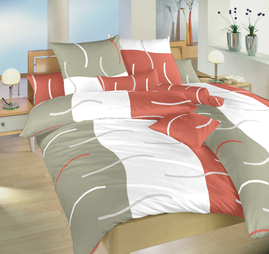 Obrázok z Povlečení flanel Island terakota 70x90 cm povlak