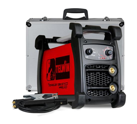 Obrázok z Zvárací invertor Technology  238 XT CE/MPGE Telwin
