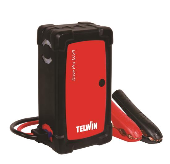 Obrázok z Štartovací zdroj - Powerbanka Drive Pro 12/24 Telwin