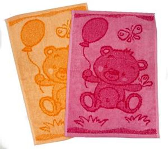 Obrázok z Dětský ručník Bear 30x50 cm