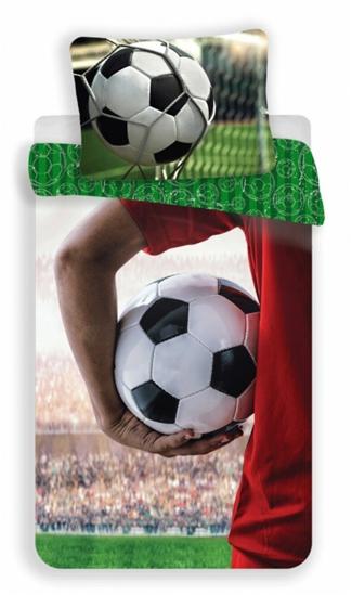 Obrázok z Povlečení fototisk Fotbal 02 140x200, 70x90 cm