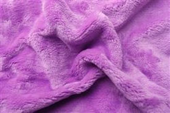 Obrázok z Prostěradlo mikroflanel fialová