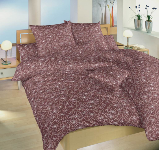 Obrázok z Povlečení bavlna Leknín bílý 140x200 cm povlak