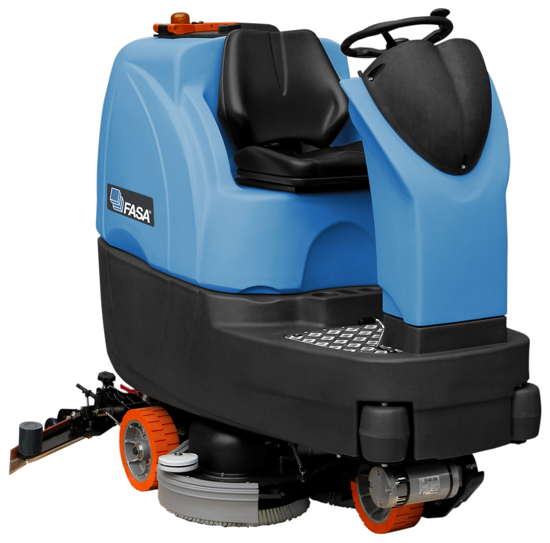 Obrázok z Batériový podlahový umývací stroj A18 R 90 FASA