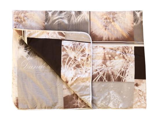 Obrázok z Přehoz bavlna na jednolůžko 140x190 cm Pampelišky 3D Nestandard