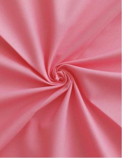 Obrázok z Povlečení satén růžová 220x200, 2x 70x90cm II.jakost