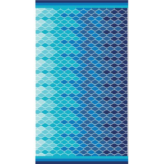 Obrázok z Plážová osuška MAXI Moře 100x180 cm