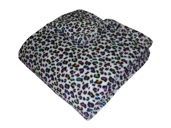 Obrázok z Super soft deka Safari Gepard colour 150x100 cm