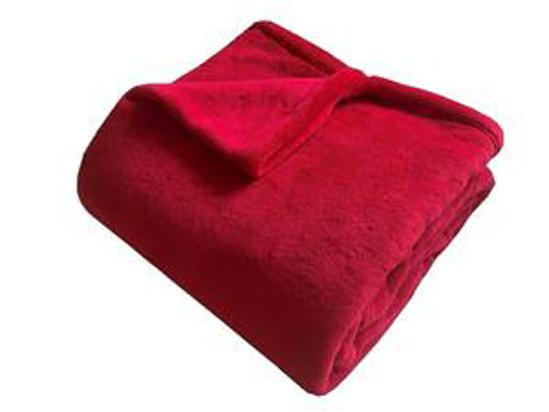 Obrázok z Super soft deka Dadka červená