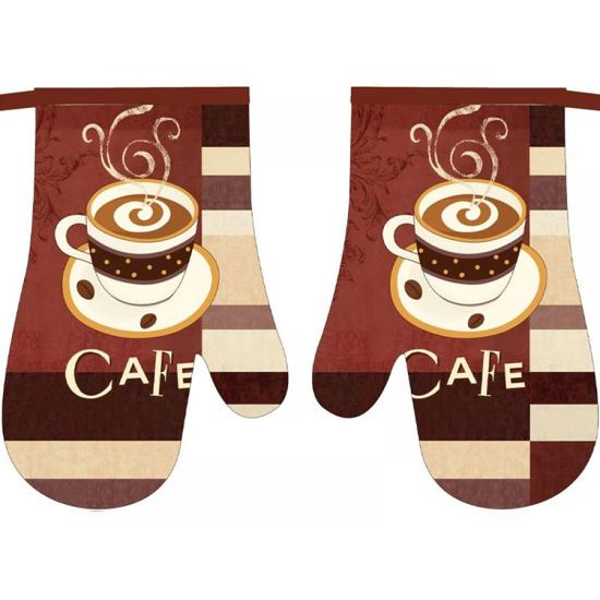Obrázok z Kuchyňská chňapka 2 ks Cafe