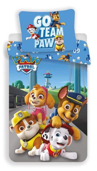 Obrázok z Povlečení Paw Patrol 161 140x200, 70x90 cm