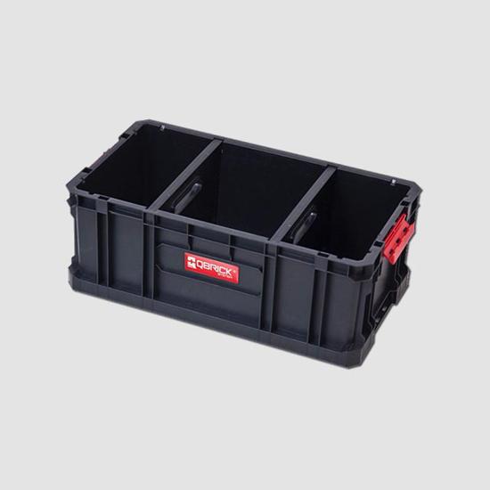 Obrázok z Box plastový 526x307x195mm Qbrick TWO Box 200 Flex