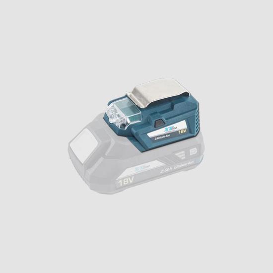 Obrázok z Nabíječka s LED svítidlem