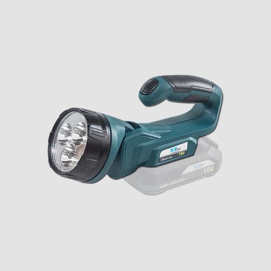 Obrázok z Aku svítilna 18V, bez baterie