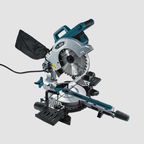 Obrázok z Elektrická pokosová pila s laserem 255mm , 2000W