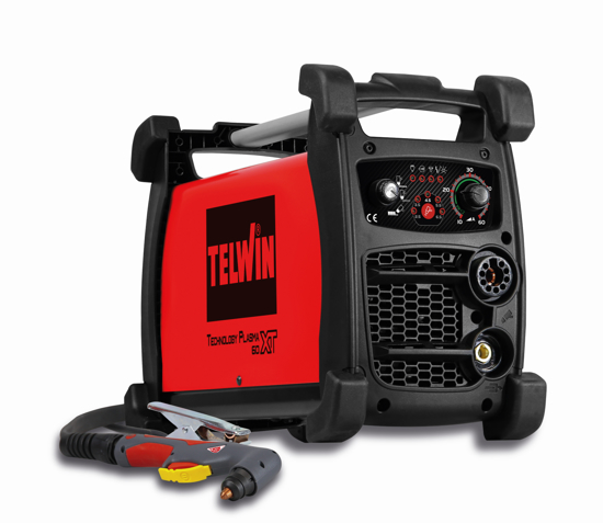 Obrázok z Plazmová rezačka Technology plasma 60 XT Telwin