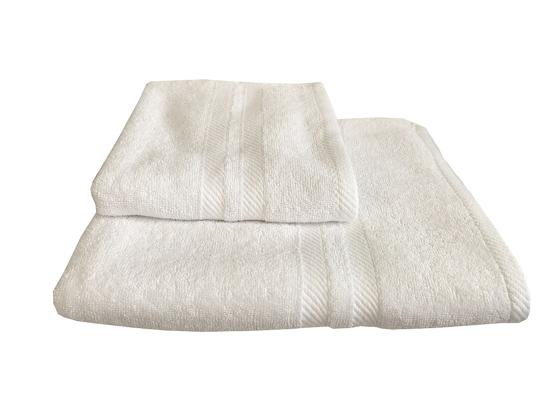 Obrázok z Ručník LINDA bílá 50x90 cm