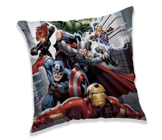Obrázok z Polštářek Avengers Fight 40x40 cm
