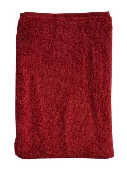 Obrázok z Froté žínka Star II 15x25 cm červená