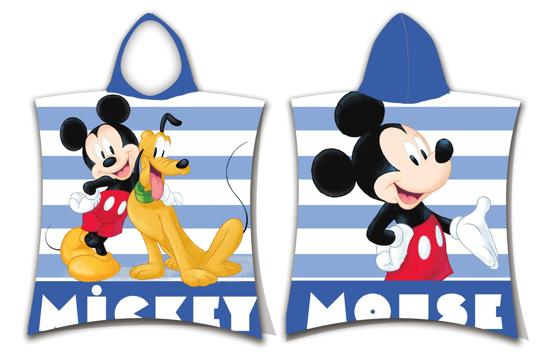 Obrázok z Pončo Mickey stripe 50x115 cm