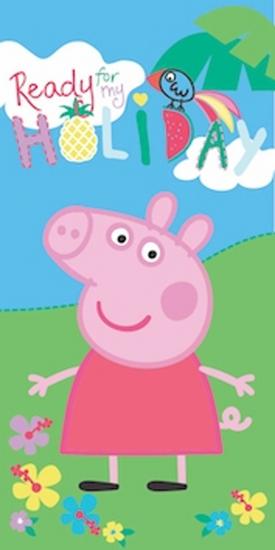 Obrázok z Osuška Peppa Pig 061 70x140 cm