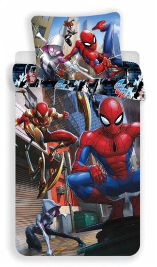 Obrázok z Povlečení Spiderman Action 140x200, 70x90 cm