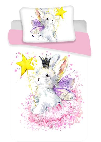 Obrázok z Disney povlečení do postýlky Bunny baby 100x135, 40x60 cm