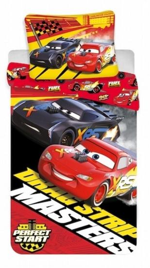 Obrázok z Povlečení Cars Masters 140x200, 70x90 cm