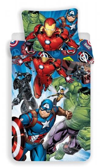 Obrázok z Povlečení Avengers Brands 140x200, 70x90 cm