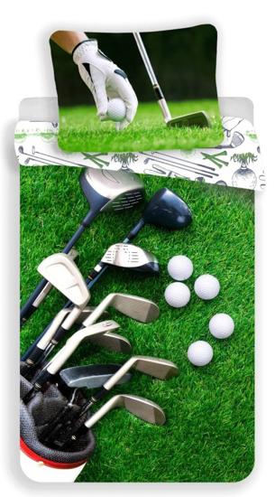 Obrázok z Povlečení fototisk Golf 140x200, 70x90 cm