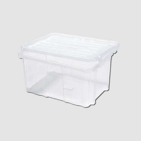 Obrázok z Box plastový s víkem 300x200x165mm Cargobox