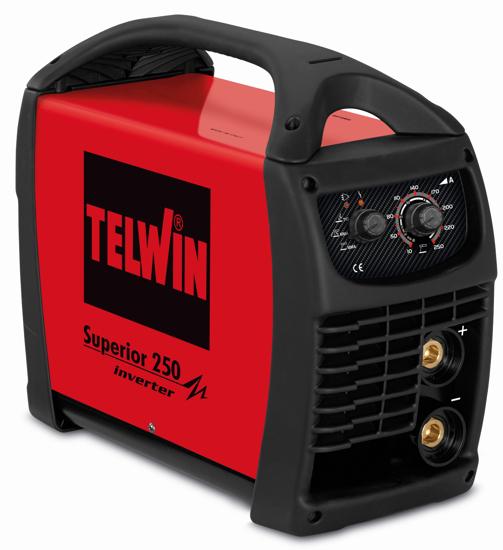 Obrázok z Zvárací invertor Superior 250 MMA/TIG DC Telwin