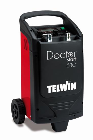 Obrázok z Štartovací vozík Doctor Start 630 Telwin