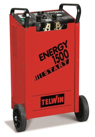 Obrázok z Štartovací vozík Energy 1500 Start Telwin
