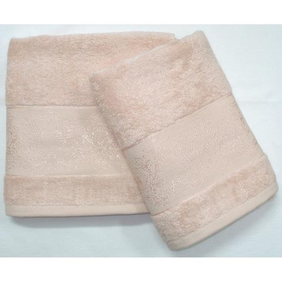 Obrázok z Bambusový ručník Jasmin béžový 50x100 cm