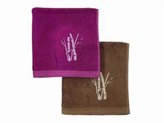 Obrázok z Bambusový ručník a osuška Boston 500 g/m2