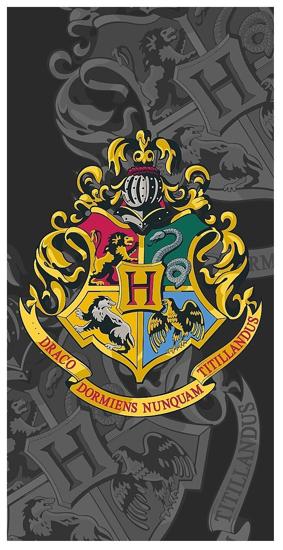 Obrázok z Osuška Harry Potter 70x140 cm