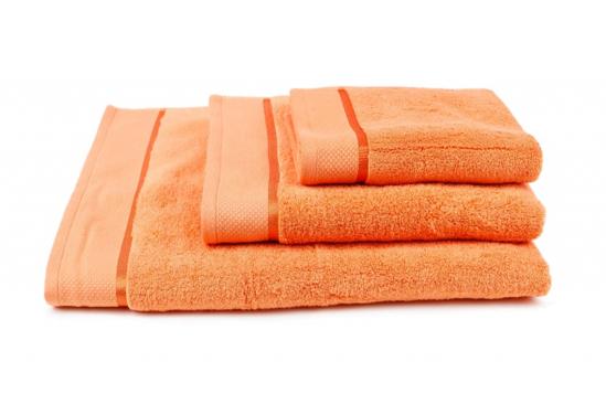 Obrázok z Ručník Star 50x100 cm oranžová